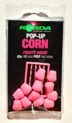 Pop up corn bianco