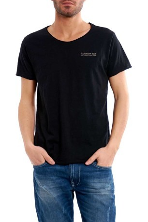 T-Shirt uomo Scorpion Bay nero fronte