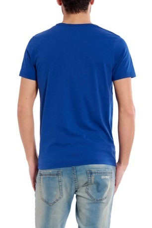 T-Shirt uomo Cantina Old Pirates blu fronte