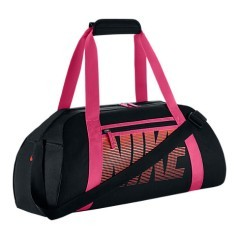 Borsone Donna Gym Club nero rosa