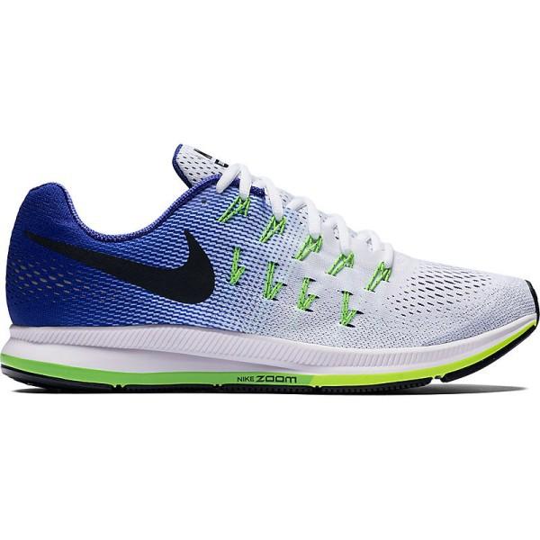 f9045e02f17d0 Zapatos de los Hombres Air Zoom Pegasus +33 A3 Neutral colore blanco verde  - Nike - SportIT.com