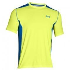 T-Shirt Uomo Raid SS verde blu