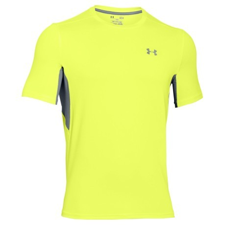 T-Shirt Uomo CoolSwich Run giallo