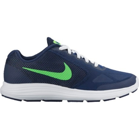the latest 1ae46 44599 Guy s shoes Revolution Gs blue green