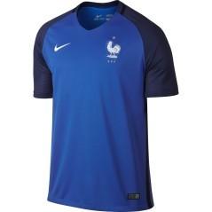Maglia Francia Stadium Home Europei 2016 blu