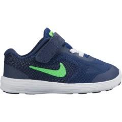 Scarpa Bambino Revolution TD blu verde