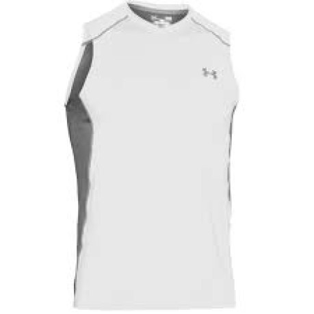 cc590a877 Canotta uomo Raid SL colore White - Under Armour - SportIT.com