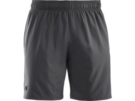 "Pantaloncino ua mirage short 8"" black"