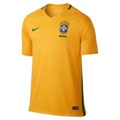 Maglia Uomo Brasil CBF Stadium Europei 2016