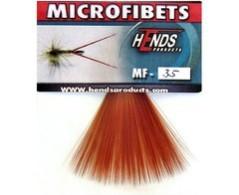 Fibra sintetica Microfibets nero