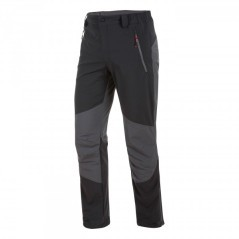 Pantalone Uomo Puez Tullen Dst nero grigio