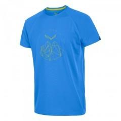 T-Shirt Uomo Pedroc Dry azzurro