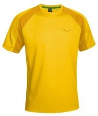 T-shirt Uomo Puez Sporty BStretch giallo