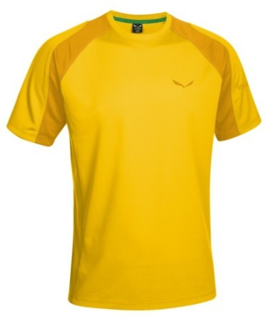 T-shirt Uomo Puez Sporty BStretch giallo