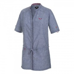 Man shirt Fanes Hike Dry gray blue