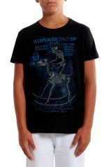 T-Shirt bambino Scorpion Bay