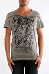 T-Shirt uomo Buena Suerte