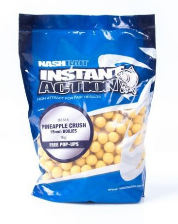 Boilies Instant Action Pineapple