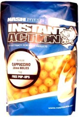 Boilies Instant Action Cappuccino
