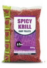 Pellet Spicy Krill 4,5 mm