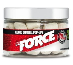 Pop Ups The Force Fluoro Dumbell bianco