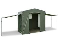 Tenda Cabrio CookHouse Deluxe verde