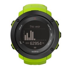 GPS watch Ambit3 Vertical Lime