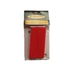 Gomma Galleggiante In Barrette rosso