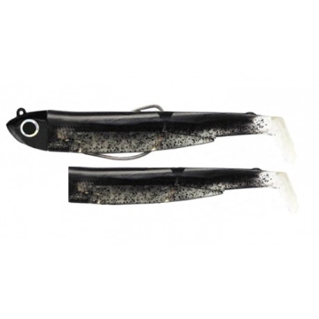 Black Minnow Combo Shore 12 g nero