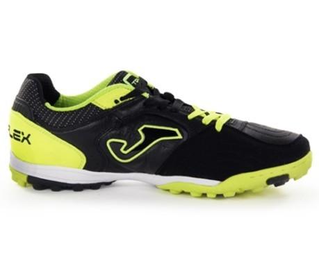 da6999b18 Shoes Calcetto Joma Top Flex TF colore Black Yellow - Joma - SportIT.com