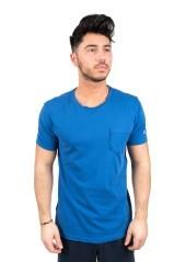 T-Shirt Uomo Montauk Point blu