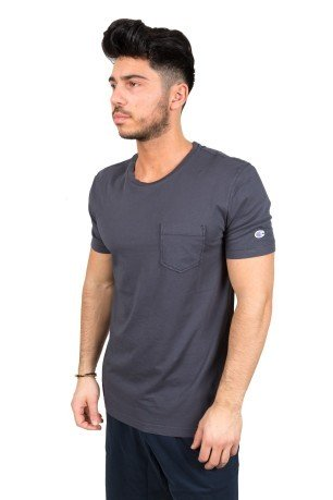 T-Shirt Uomo Montauk Point blu