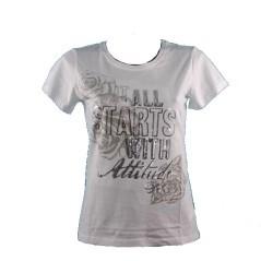 T-Shirt Donna Pallettes