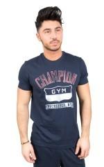 T-shirt Uomo Gymnasium blu