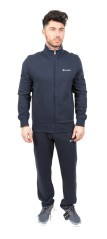 Tuta Donna Ultra Light Full Zip blu-blu