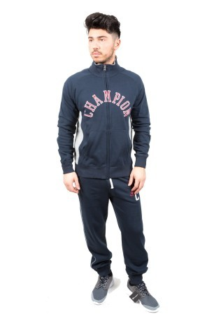 Tuta Uomo Ultra Light Full Zip blu blu