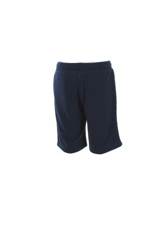 Pantaloncini Train Inspired Indigo blu fronte