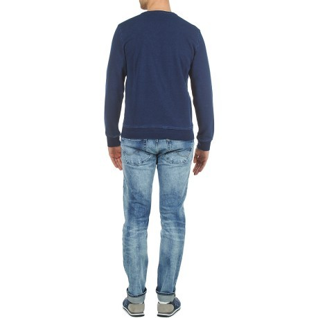 Felpa uomo Train Inspired Indigo M S