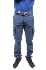 Pantalone Lungo Uomo Joy Tasconato blu