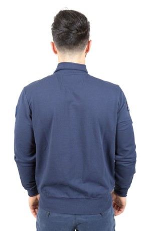 Felpa Uomo Stretch Fleece Full Zip