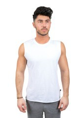 Tank top Herren Tight Authentic weiß