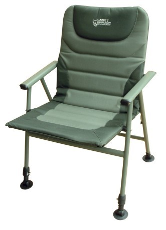 Warrior Compact Arm Chair verde