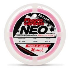 Filo Fluorocarbon Neo 50 Lb rosa