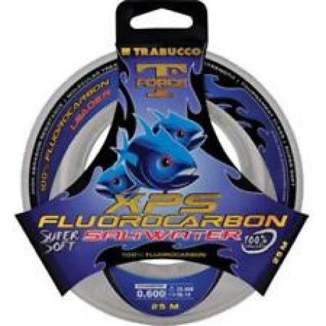 Filo T-Force FluoroCarbon SaltWater 1 mm