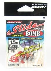Amo SV-45 Slide Bomb misura 4