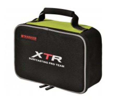 XTR Surf Team Reel Spool Case verde nero
