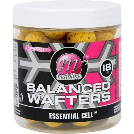 Boilies Wafter Essential Cell 15m giallo