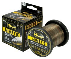 Filo Mimetic 600 M 0.35 mm  verde
