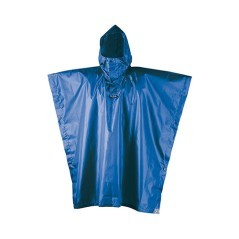 Poncho Rain Stop blu