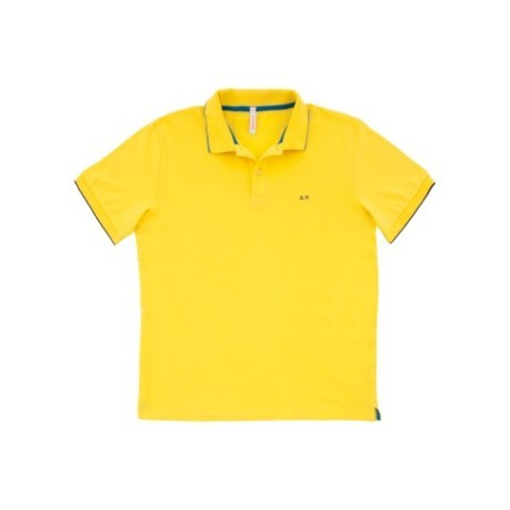 Polo MC giallo